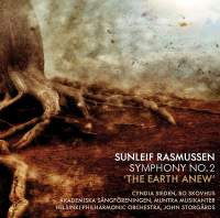 Rasmussen, S: Symphony No. 2 'The Earth Anew'