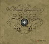 Giuliani - Works for violin and guitar