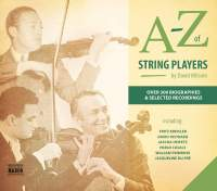 A–Z of String Players