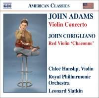 John Adams - Violin Concerto