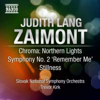 Zaimont: Chroma - Northern Lights