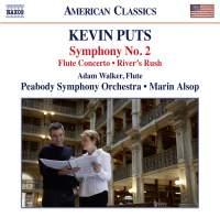 Kevin Puts: Symphony No. 2