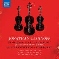 Jonathan Leshnoff: Symphony No. 4 'Heichalos'