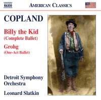 Copland: Billy The Kid & Grohg