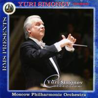 Yuri Simonov Collection: Mozart: Opera Overtures and Symphonies No 39, 40, 41