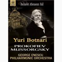 Yuri Botnari, G. Enescu Philharmonic Orchestra: Prokofiev 'Romeo and Juliet'&#x3B; Mussorgsky 'A Night on the Bare Mountain'