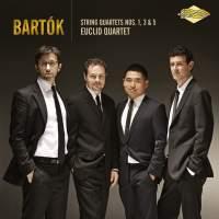 Bartók: String Quartets Nos. 1, 3 & 5