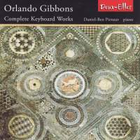 Orlando Gibbons - Complete Keyboard Works