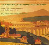 The British Light Music Collection Vol. 1