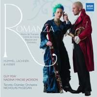 Romanza - Works for Trumpet, Corno da Caccia, Bassoon and Orchestra