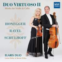 Duo Virtuoso II - Works for Violin and Cello