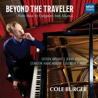 Beyond The Traveler - Piano Music by Composers From Arkansas
