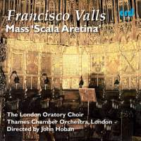 Valls, F: Missa Scala Aretina