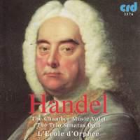 Handel - Chamber Music Vol. 4