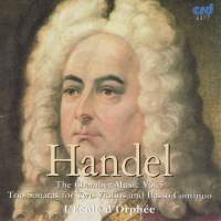 Handel - Chamber Music Vol. 5