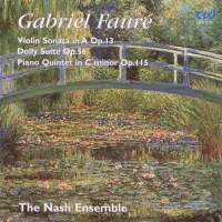 Fauré: Dolly Suite, Op. 56, etc.