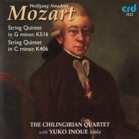 Mozart - String Quintets Nos. 2 & 4
