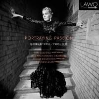 Portraying Passion - Works By Weill, Paus & Ives