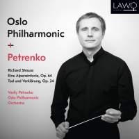 Strauss: Eine Alpensinfonie & Tod und Verklärung