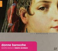 Baroque Voices 37 - Donne Barocche: Women Composers from the Baroque