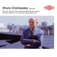 Shura Cherkassky (1909-1995)