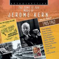 The Song Is You - Music of Jerome Kern
