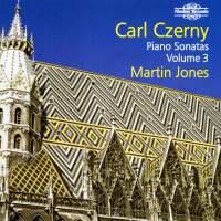 Czerny: Piano Sonatas Volume 3