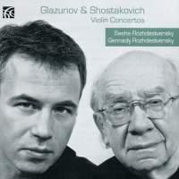 Glazunov & Shostakovich: Violin Concertos