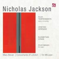 Nicholas Jackson: Chamber & Organ Music