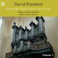 French Organ Music Volume Five