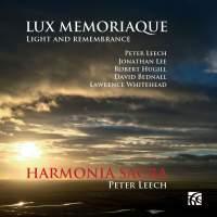 Lux Memoriaque - Light & Remembrance