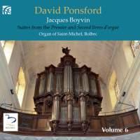 French Organ Music Volume Six