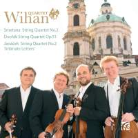 Smetana, Dvorak & Janacek: Works for String Quartet