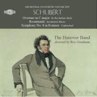 Schubert: Orchestral Favourites, Vol. 15