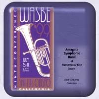 1999 WASBE San Luis Obispo, California: Amagata Symphonic Band Hamamatsu City, Japan