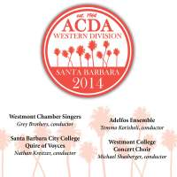 2014 American Choral Directors Association, Western Division (ACDA): Our Lady of Sorrows Church Service [Live]