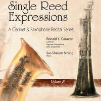 Single Reed Expressions, Vol. 8