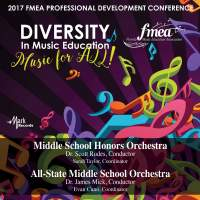 2017 Florida Music Education Association (FMEA): Middle School Honors Orchestra & All-State Middle School Orchestra [Live]