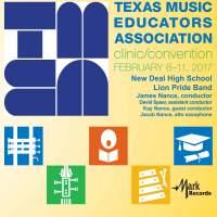 2017 Texas Music Educators Association (TMEA): New Deal High School Lion Pride Band [Live]