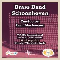 2017 WASBE International Biennial Conference: Brass Band Schoonhoven (Live)