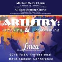2018 Florida Music Education Association (FMEA): All-State Men's Chorus & All-State Reading Chorus [Live]