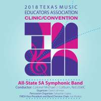 2018 Texas Music Educators Association (TMEA): All-State 5A Symphonic Band [Live]