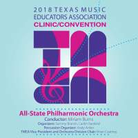 2018 Texas Music Educators Association (TMEA): All-State Philharmonic Orchestra [Live]