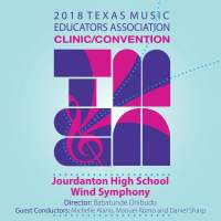 2018 Texas Music Educators Association (TMEA): Jourdanton High School Wind Symphony [Live]