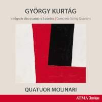 György Kurtág: Complete String Quartets