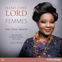 Femmes - Verdi, Puccini, Massenet