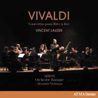 Vivaldi: Concertos pour flûte à bec