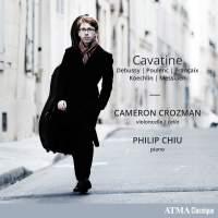 Cavatine: Debussy, Poulenc, Francaix, Koechlin, Messiaen