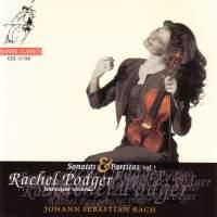 JS Bach: Sonatas & Partitas Vol.1 (download version)