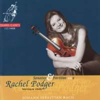 JS Bach: Sonatas & Partitas Vol. 2 (download version)